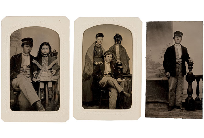 working stiffs occupational portraits in the age of tintypes